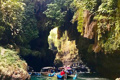 Harga Green Canyon | Operator Body Rafting Guha Bau