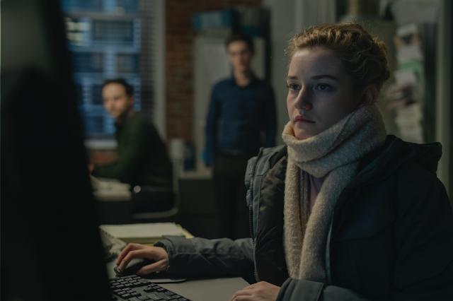 Kadr z filmu Asystentka