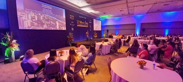 Destino Iguaçu é divulgado em evento corporativo em São Paulo