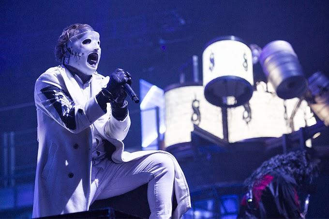 Corey Taylor: El nuevo Disco de Slipknot podría salir el otro año