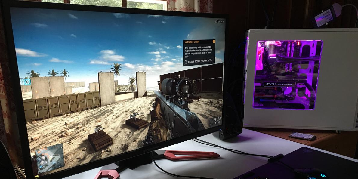 Gaming Tv 4k