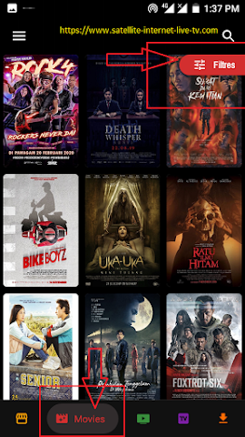 internet live tv free movie streaming app apk ARMCTV Malaysia-11