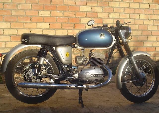 Motocilcleta Bultaco