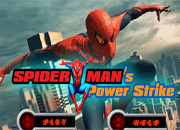 Spiderman Power Strike