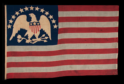Forty Historic 13-Star Flags Exhibit at Museum of the American Revolution in Philadelphia