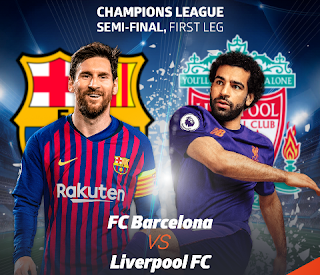 UEFA Champions League: What UK TV channel is Barcelona vs Liverpool on?