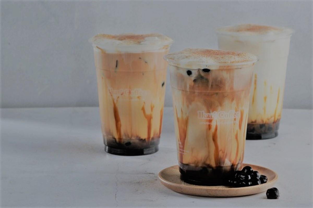 【怡客咖啡】挺醫護,黑糖珍珠系列買一送一