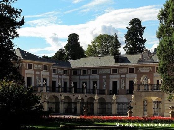 La Casa del Labrador, Jardín del Principe, Aranjuez, Madrid
