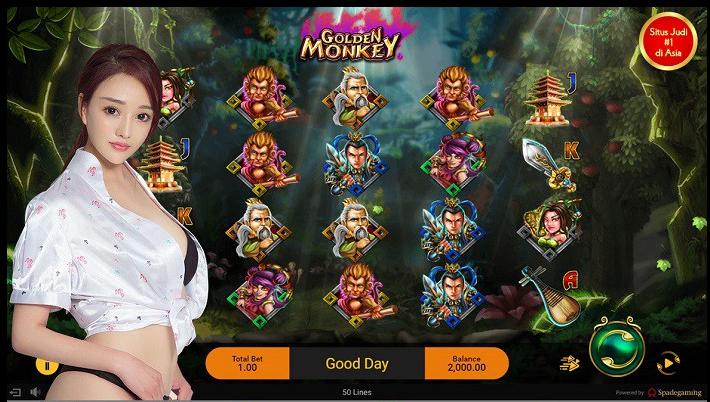 Slot Online Bertemakan Wanita Tahun 2020