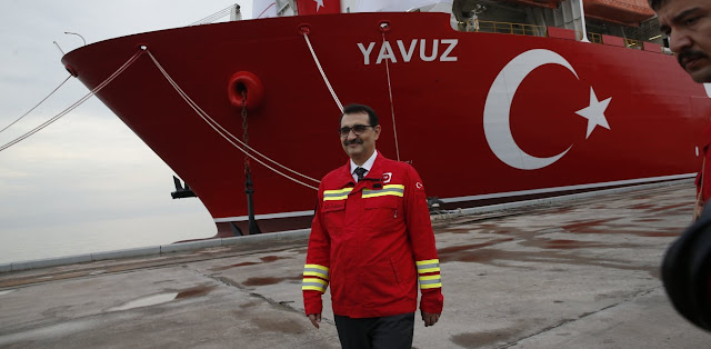 Τουρκία: Εμποδίσαμε την Ελλάδα να κάνει γεωτρήσεις στη Λιβύη