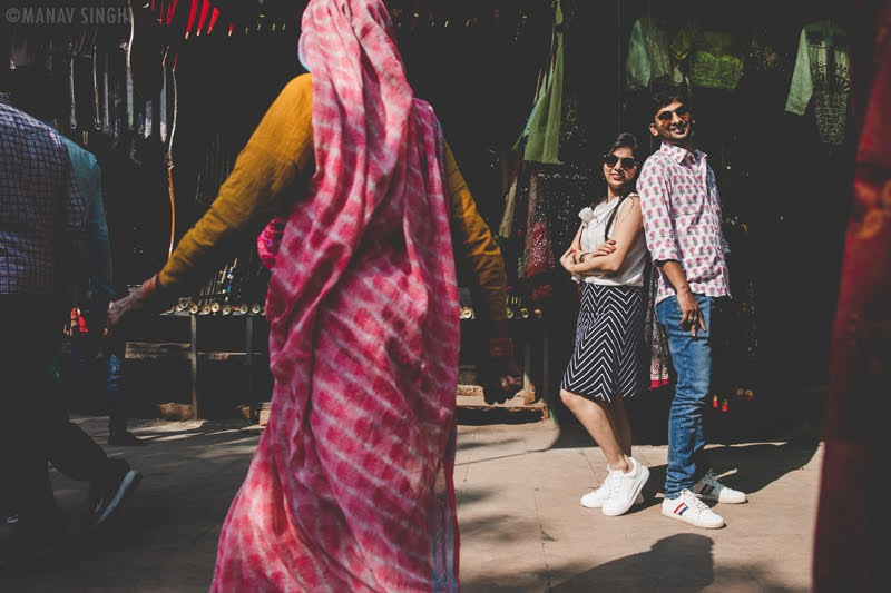 Shweta + Hemant = Pre Wed Photography - Pushkar.