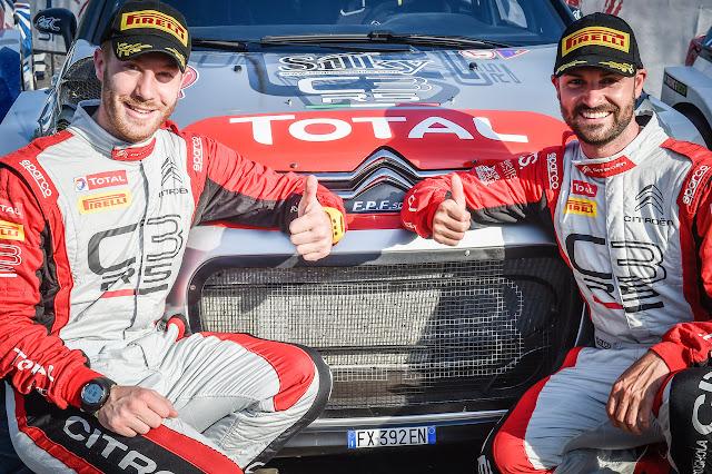 Andrea Crugnola wins Italian rally championship