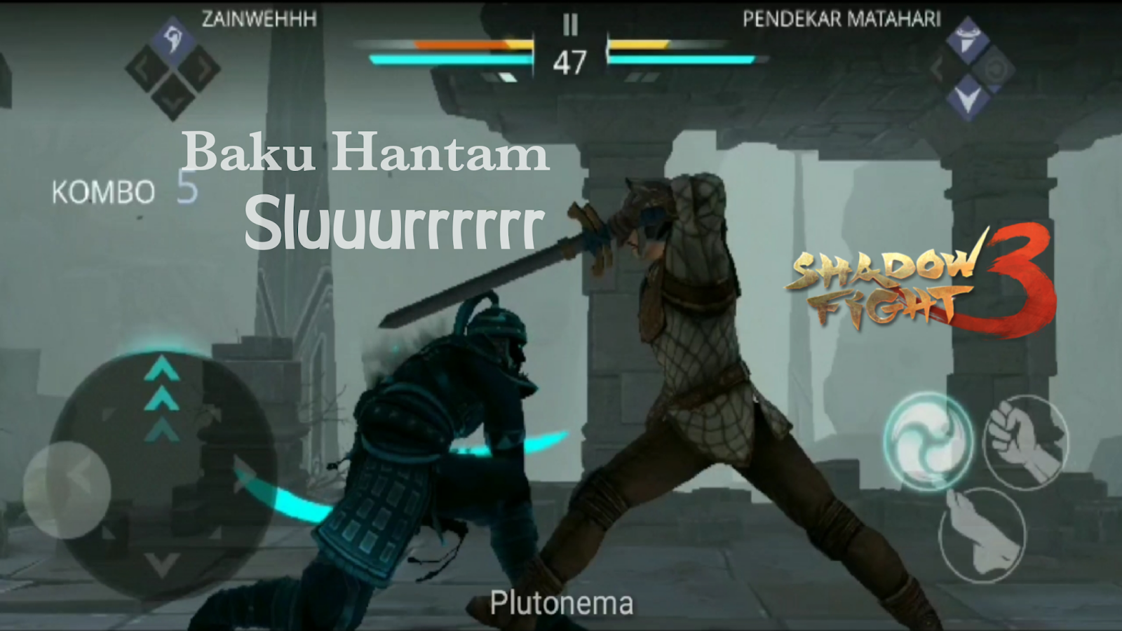 game, shadow fight 3 review, game fighting, android, ios, rpg game,