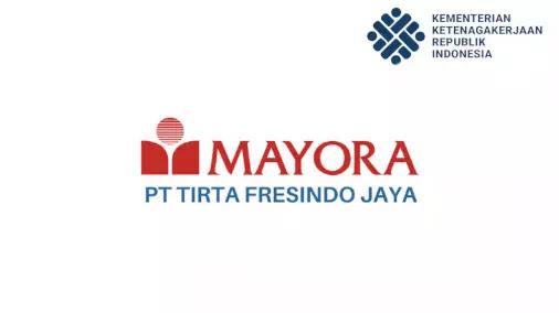 loker PT. Tirta Fresindo Jaya terbaru