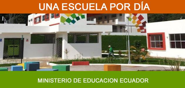Unidades Educativas del Milenio Siglo XXI Ecuador