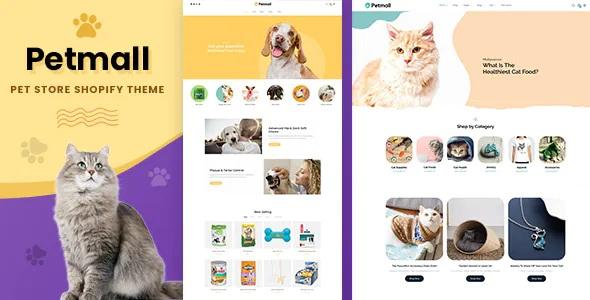 Best Pet Shop, Animal Store Shopify Theme