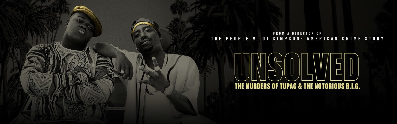 Unsolved: The Murders of Tupac and the Notorious B.I.G. USA Network