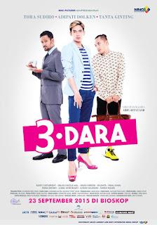 Download Film 3 Dara (2015) WEB-DL