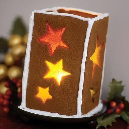 Gingerbread Lantern Recipe