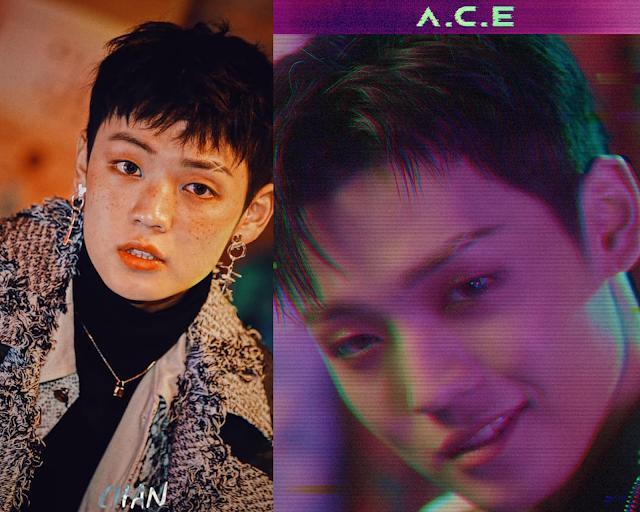 """alt=""""A.C.E's Project official concept teaser photo CHAN"""