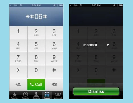 cara mengecek nomor seri iphone
