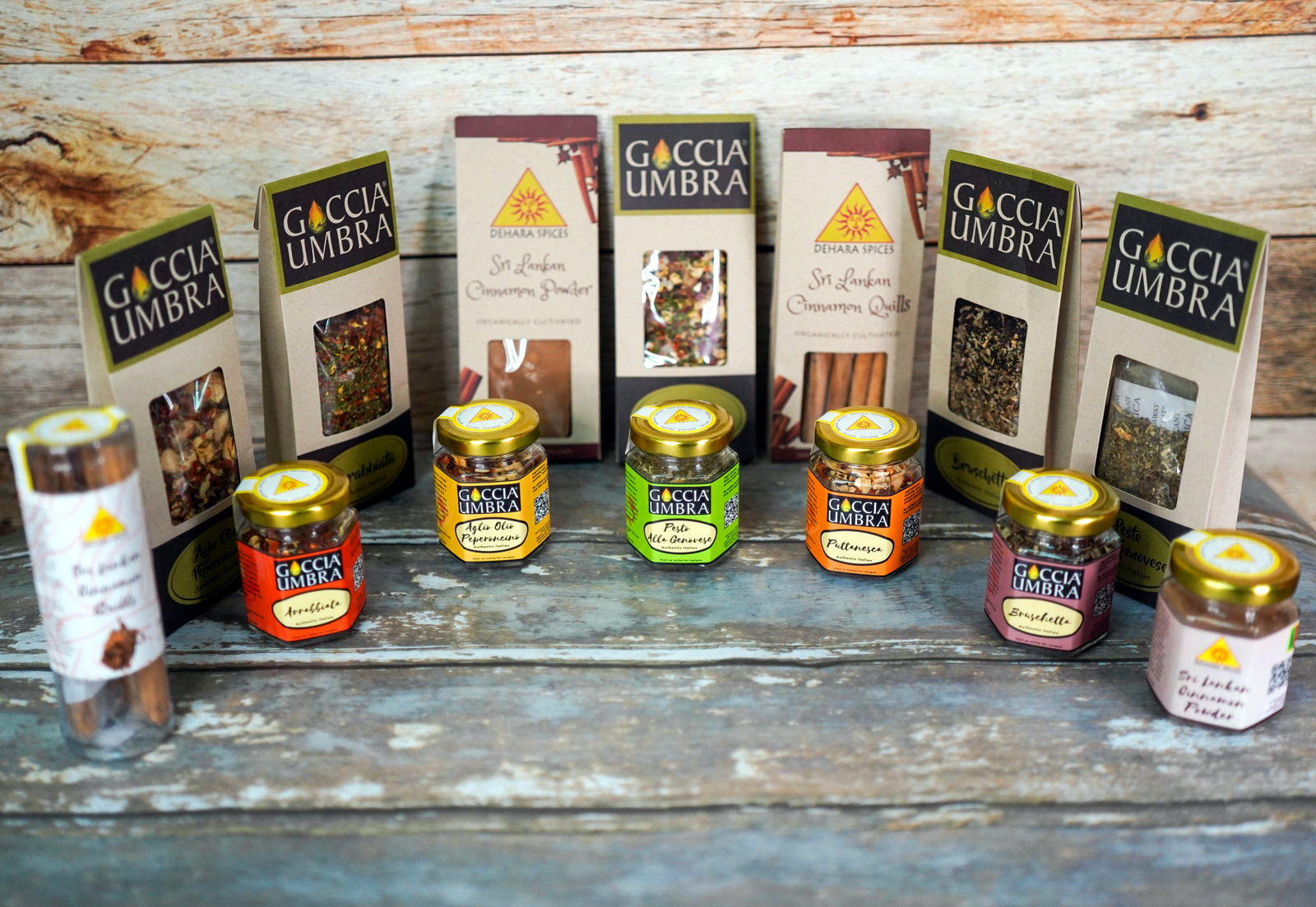 Dehara Spices: Premium Italian & Sri Lankan spice mixes for extra zing in your cooking