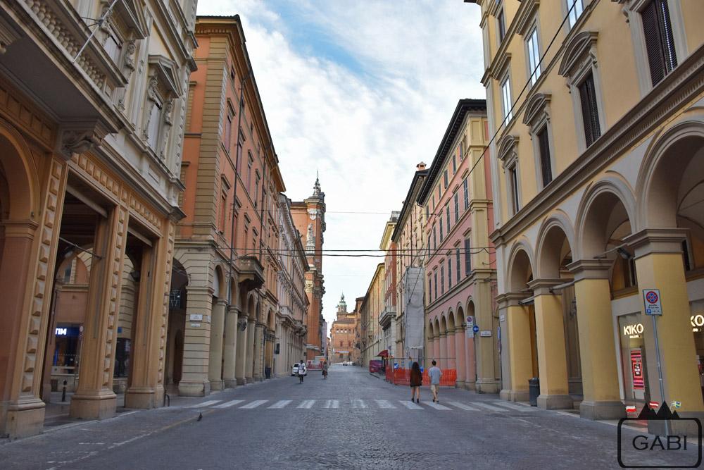 Włochy Bolonia