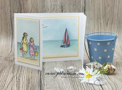 Beautiful Moments, Sailing Home, Stampin' Up!