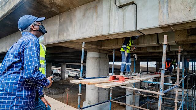 FG to shutdown Third Mainland Bridge for another 3 days of Repair