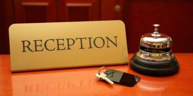 Ζητείται υπάλληλος υποδοχής σε ξενοδοχείο στο Ναύπλιο