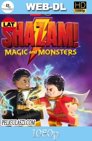 LEGO DC: Shazam! Magia y Monstruos (2020) HD WEB-DL 1080p Dual-Latino