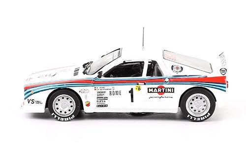 collezione rally monte carlo, Lancia 037 Walter Röhrl 1:43