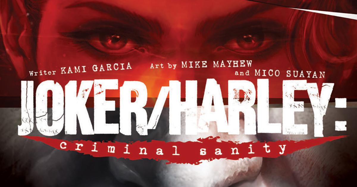 "O que vem por aí"": CORINGA/HARLEY: SANIDADE CRIMINAL"