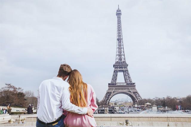 Los 10 destinos más románticos para viajar en pareja