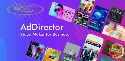 تحميل تطبيق AdDirector: Video Maker for Business صانع الفيديو للاعمال