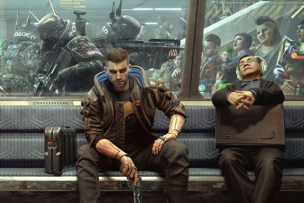 10 حقائق حول لعبة CyberPunk 2077