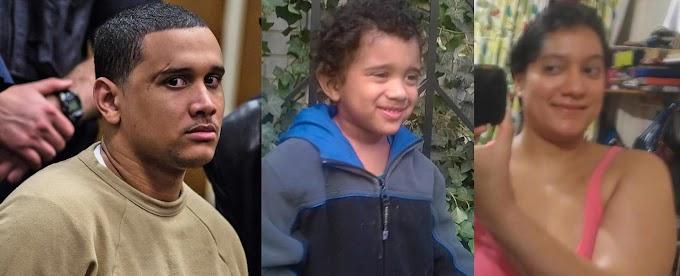 """""""Los estrangulé"""" le dijo dominicano al juez admitiendo que ahorcó hijo y ex mujer en Harlem"""