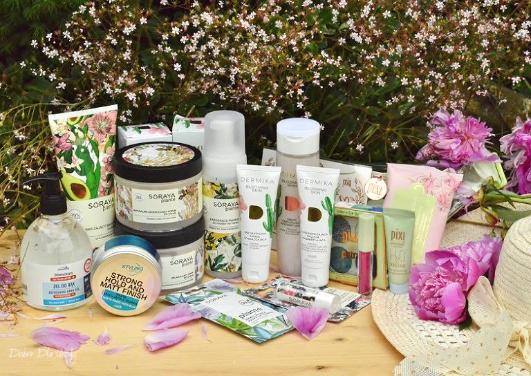 Letnie nowości - przegląd kosmetyków nowości kosmetyczne