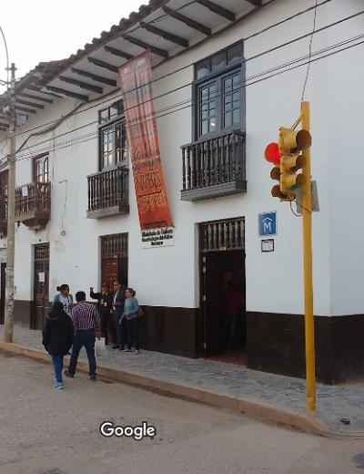 Sala de Exposición Gilberto Tenorio Ruíz