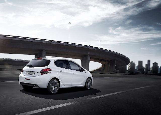 Peugeot 208 5 kapi Teknik özellikleri