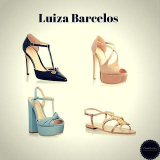 Sapatos e Sandálias da Luiza Barcelos - Marcas de Sapatos Femininos
