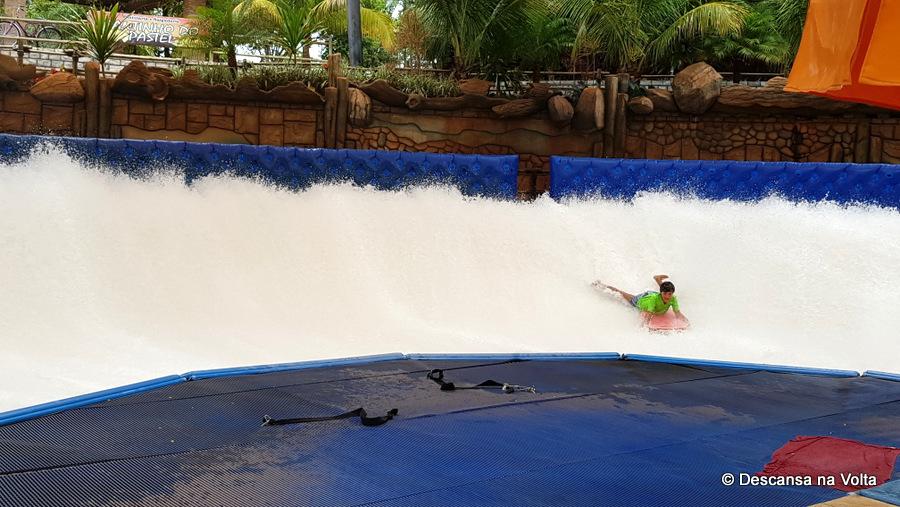 Surf em Olímpia