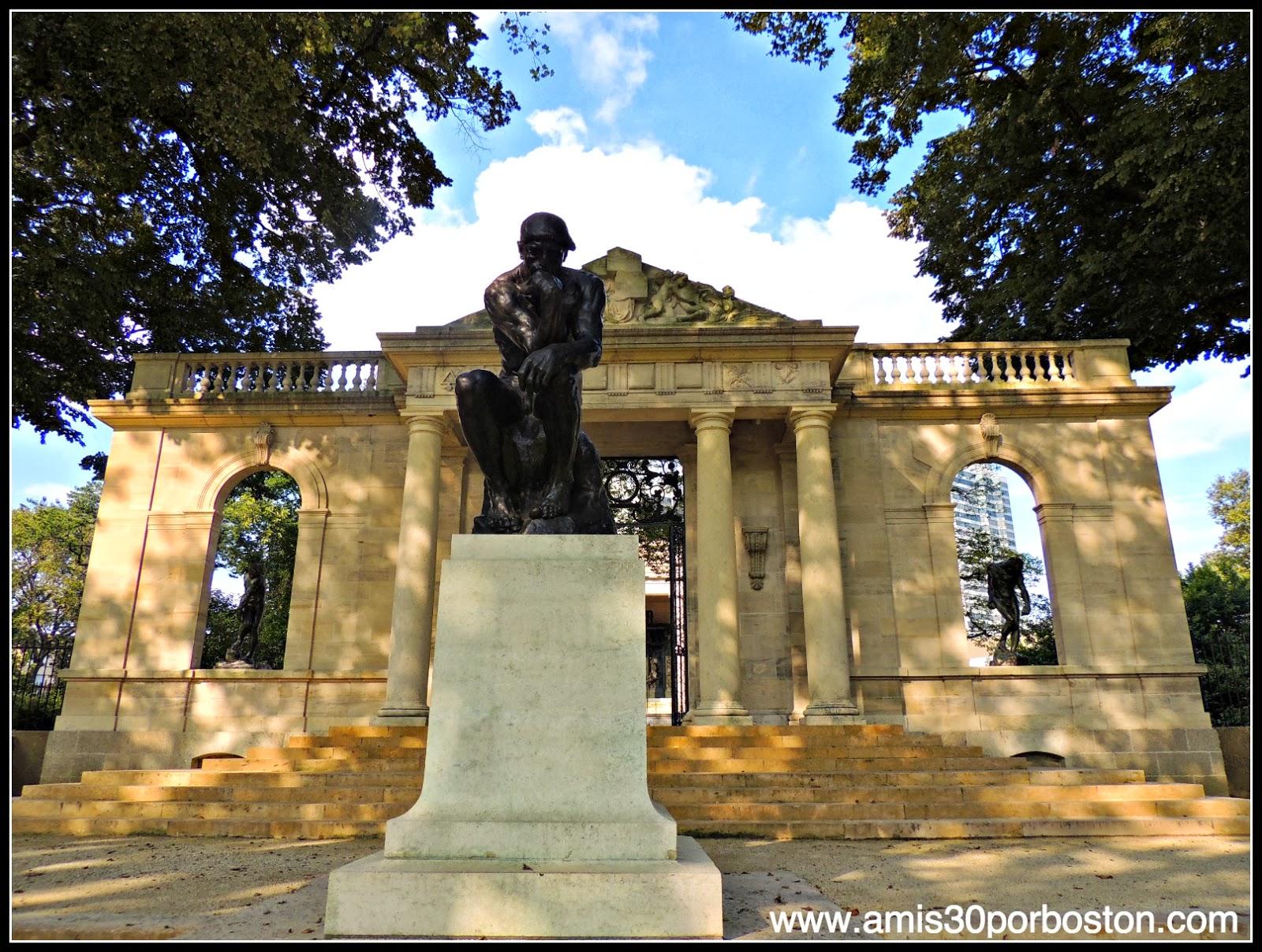 Filadelfia: El Pensador de Rodin