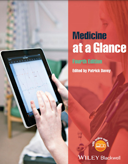 Download ebook pdf medicine free Medicine At A Glance 4th Edition