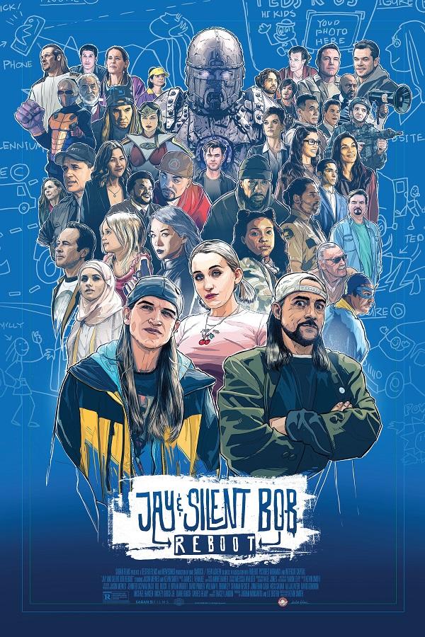 Download Jay and Silent Bob Reboot (2019) Dual Audio [Hindi+English] 720p + 1080p Bluray ESubs