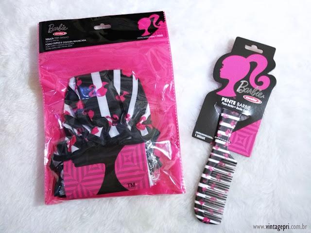 Nova linha de Acessórios de Beleza da Barbie (Mundo Condor)