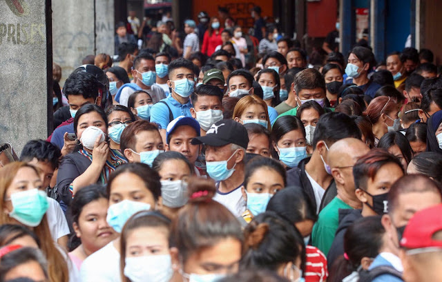 PH hits 15,000 COVID-19 cases
