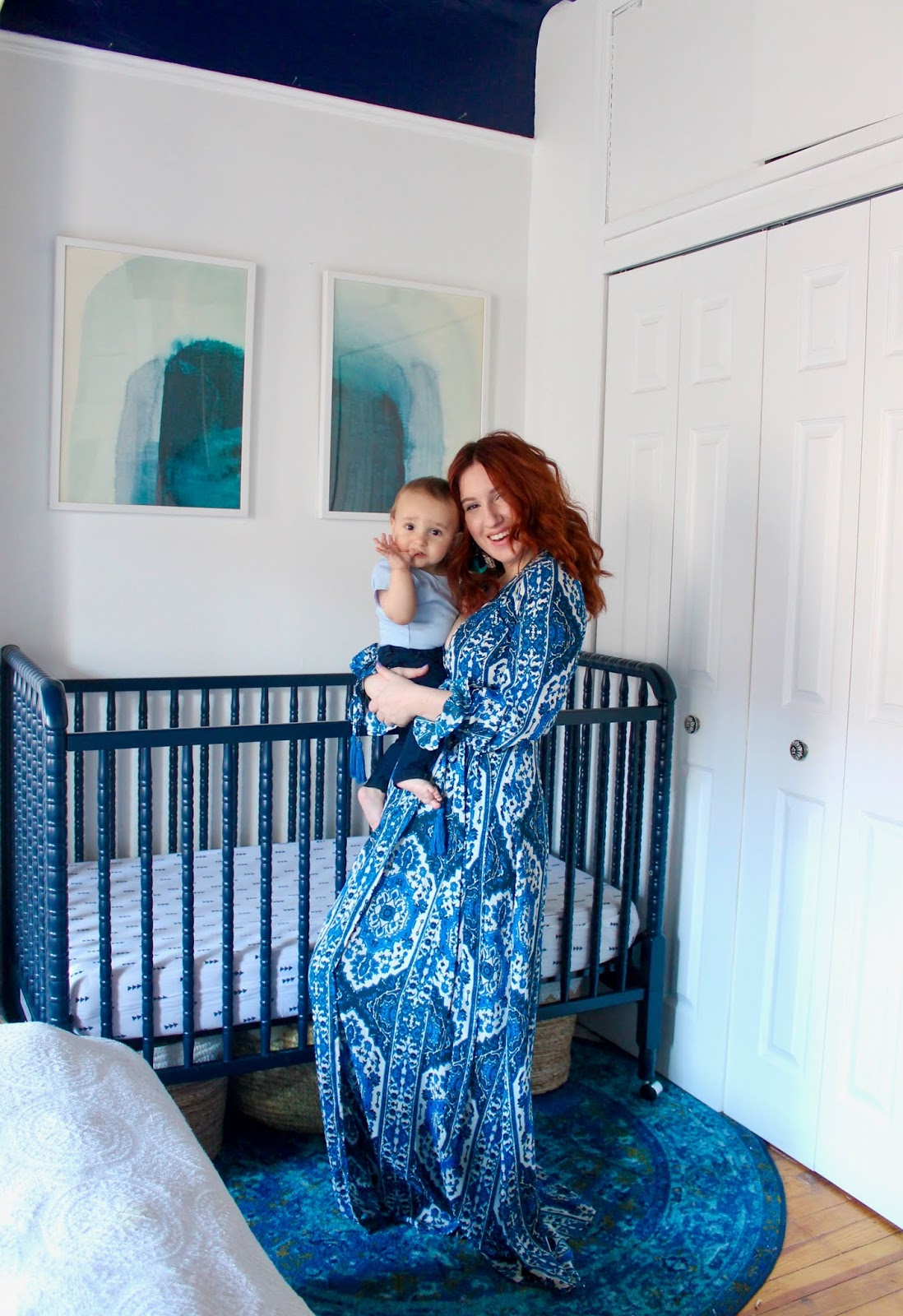 decorating with Pantone's Classic Blue, classic blue 2020 Pantone, how to decorate with Pantone's Color Of The Year Classic Blue, Blue Walls, Blue Decor, Bohemian Blue Decor, Blue Rugs, Blue Planter, Blue Accent Wall, Blue Kitchen Island, Blue Ceiling Painted, Two-Tone Ceiling, Blue Nursery, Blue Boys Room, Blue Kids Room, Blue Master Bedroom, Blue Ceiling, Classic Blue 2020 Decor, Classic Blue 2020 Pantone Home Decor, Blue Home Decor Ideas,