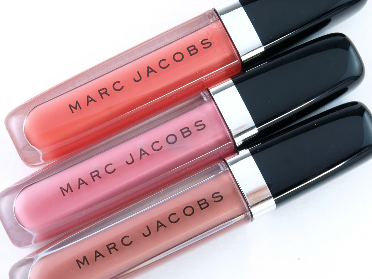 Marc Jacobs Enamored Hi-Shine Lip Lacquer: Review and Swatches