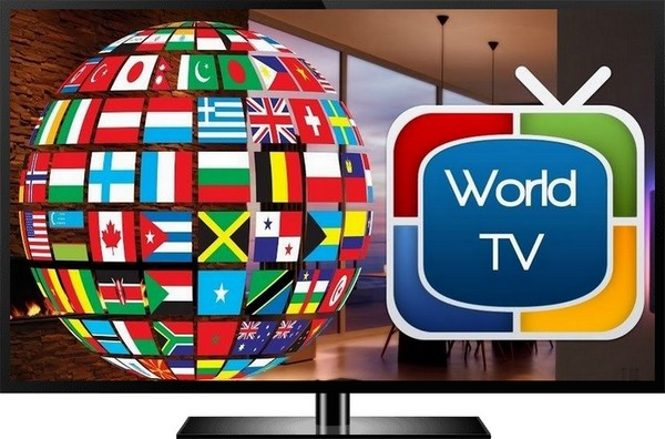 Worldwide IPTV Smart TV Mobile M3U8 Playlist